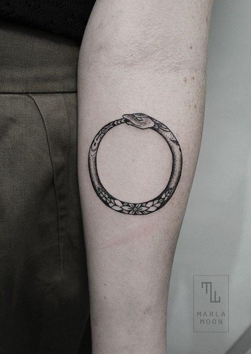 Tattoo by Marla Moon