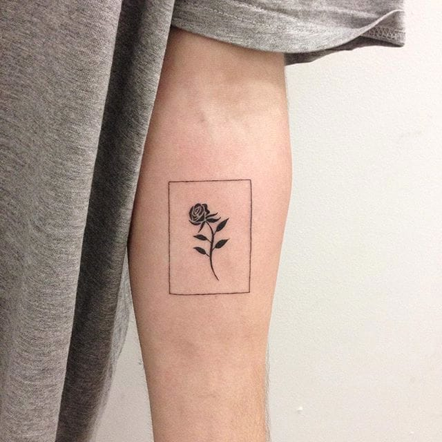 The Sublime Linework Tattoos of René O'Donnell-Gibson