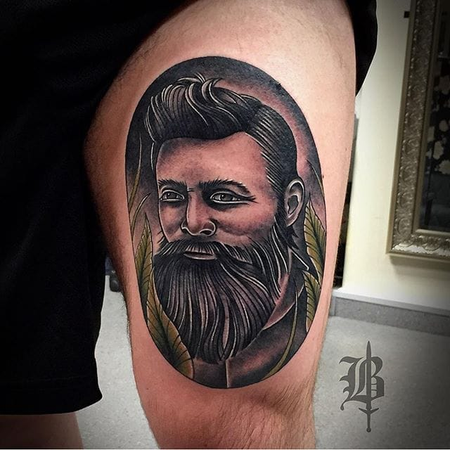 12 Lawless Ned Kelly Tattoos