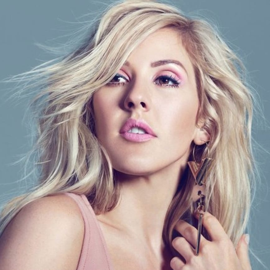 Ellie Goulding's Latest Tattoo From Dr. Woo Is Pretty As F***