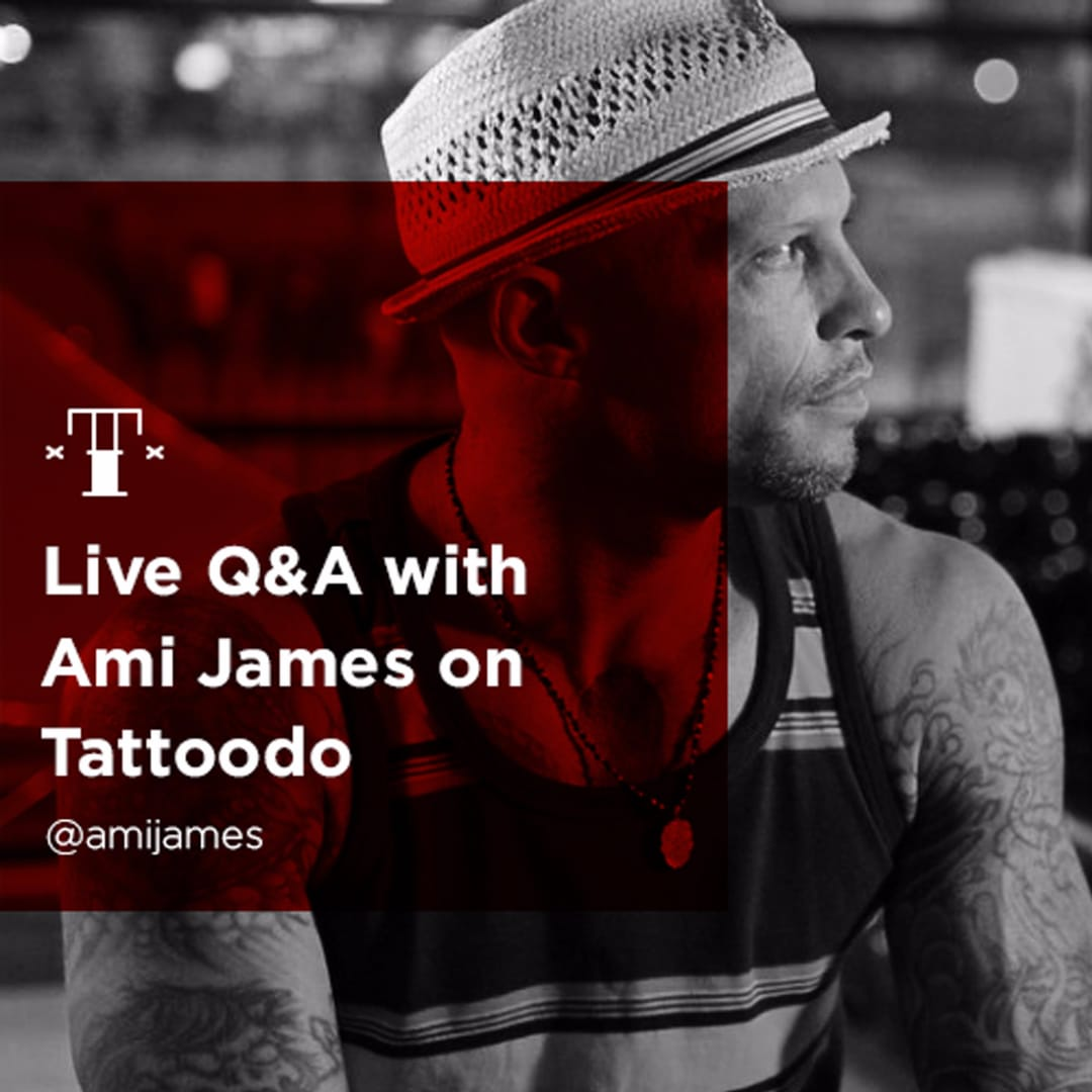 Ask Ami James ANYTHING!