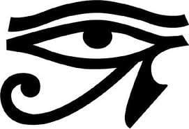 #EyeofHorus #egyptianinspired #tattooart