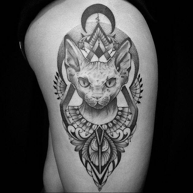 15 Tatuagens Para Os Apaixonados Por Gatos