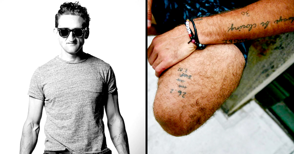 Casey Neistat's Awesome Tattoo Collection! | Tattoodo