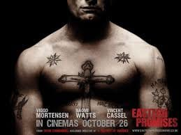 "The movie ""Eastern Promises"""