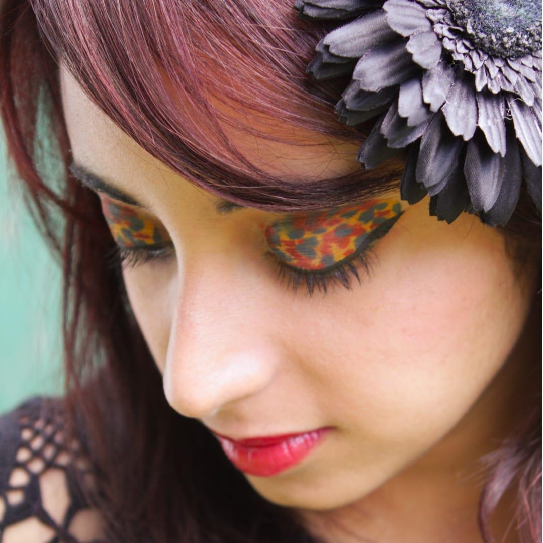 Fashion Alert! Temporary Eyeshadow Tattoos