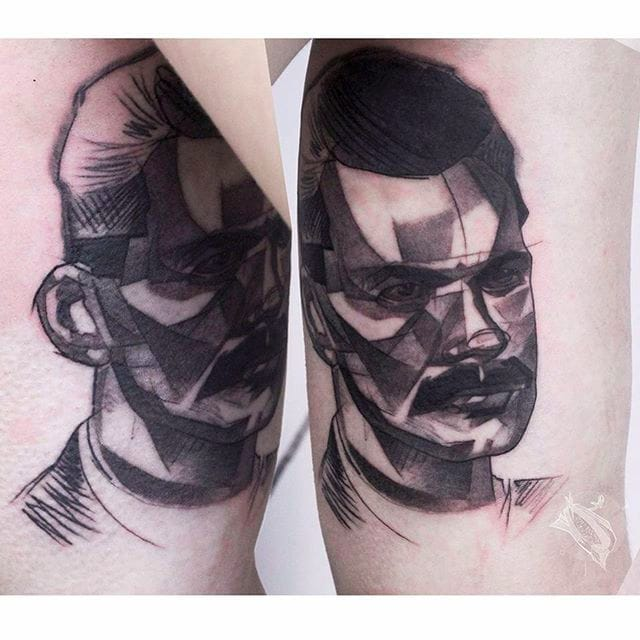 Gorgeous, Illustrative And Surreal Tattoos By Lilla Lipka