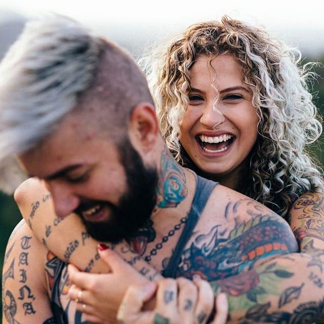17 Casais Tatuados Pra Derramar Amor e Tinta No Seu Dia Dos Namorados!