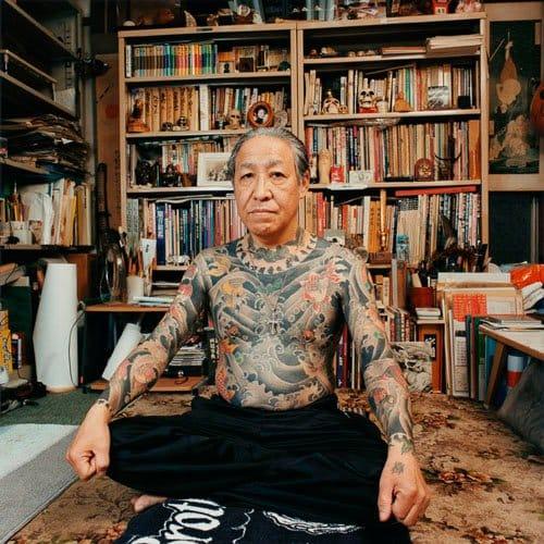 15 Badass Tattooed Elders