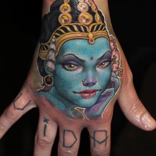 The Rad New School Tattoos Of Mr Koan