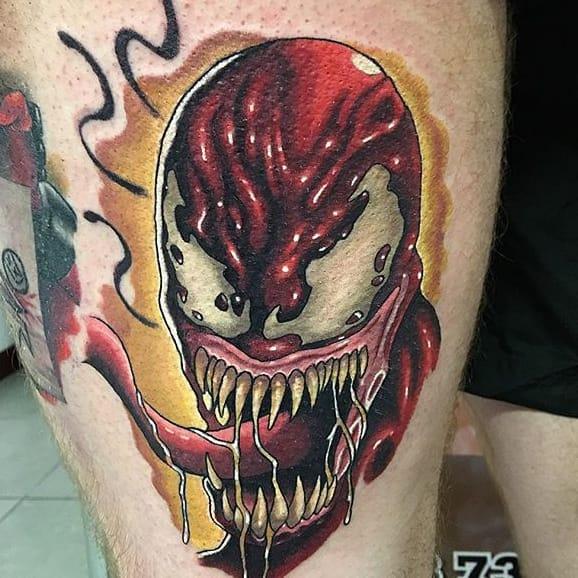 12 Crazed Carnage Tattoos