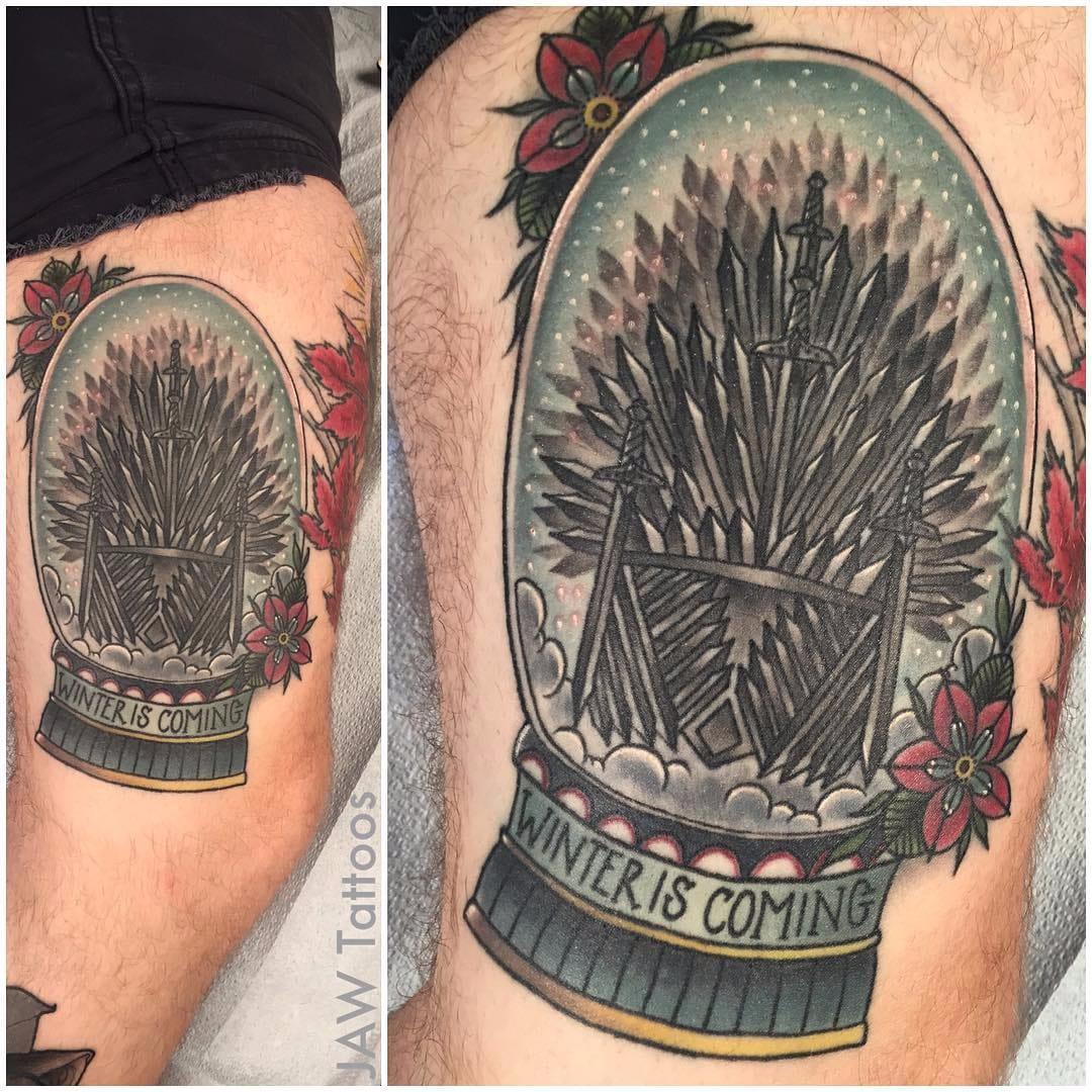 15 Tattoos Inspiradas Em Game Of Thrones