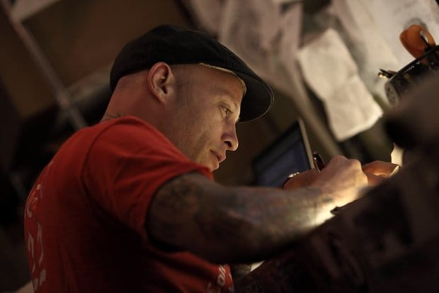 Become Tattoodo 'artist: Make Money Designing Tattoos