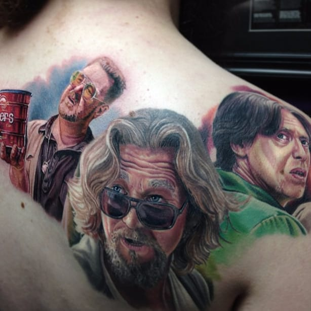 10 Cool Big Lebowski Tattoos