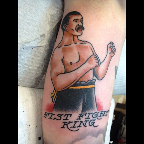 14 Great Boxer Tattoos