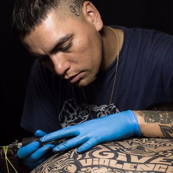 Exclusive Interview: Luxiano Street Classic Tattoos