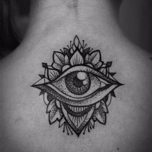 21 Black and Grey Tattoos Inspired by The Mystic Symbolism of The Eye