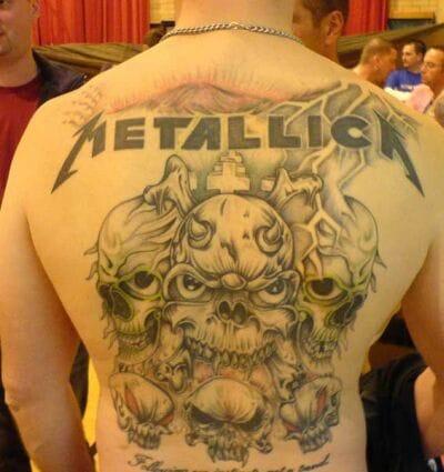 Nice back piece done byMel from Blu Tattoo in Wheatley Hill.