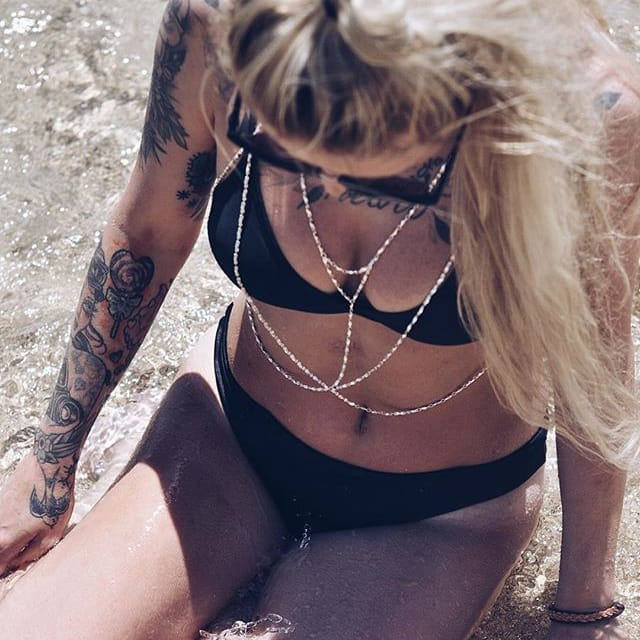 Catch A Glimpse Of Tattoodo Babes And Their Summer Getaways