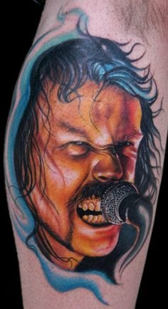 Done by Paul Booth atTimothy Boor Tattoo Art.