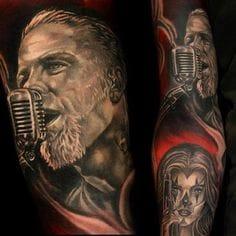James Hetfield - Done by Todo.