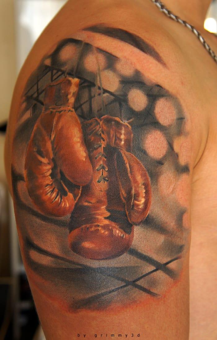 Tattoo by Andrew Barkov