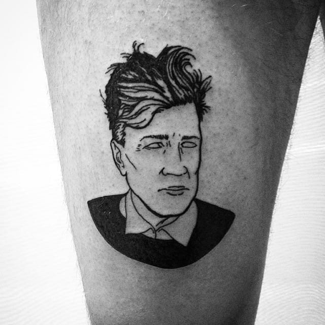 Movie Directors: David Lynch Inspired Tattoos