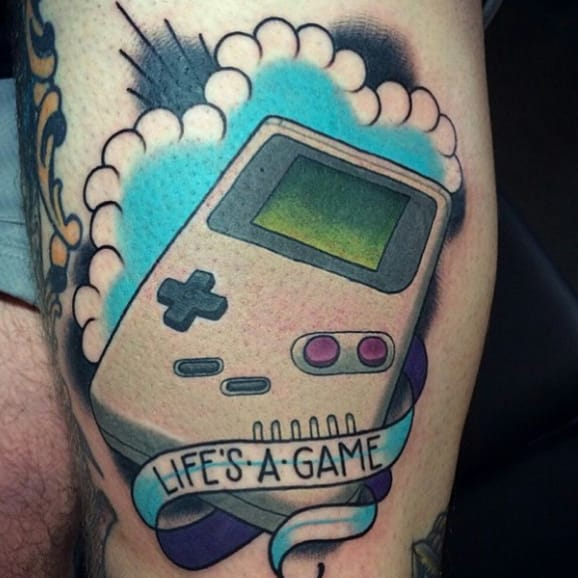 90's Tattoos That Will Take You For A Trip Down Memory Lane