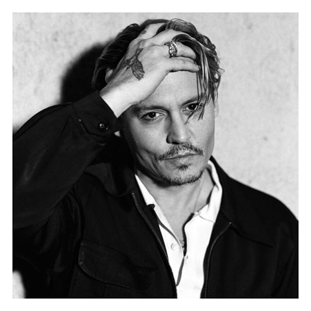 """From """"Slim"""" to """"Scum"""": Johnny Depp's Message For Amber Heard"""