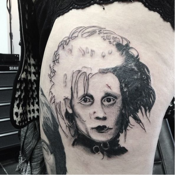 Revisit Your Favorite Quirky Characters With These Johnny Depp Tattoos