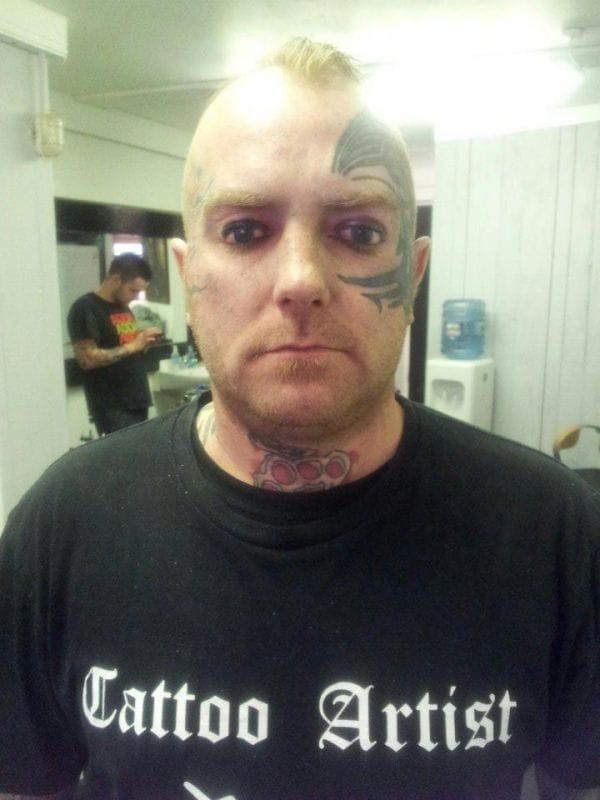 Eyelid Tattoo