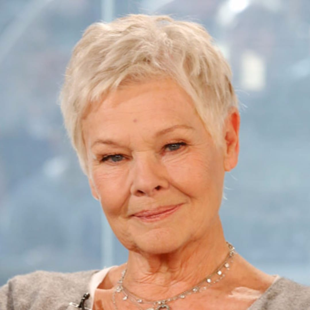 Judi Dench Seizes The Day With A Tattoo
