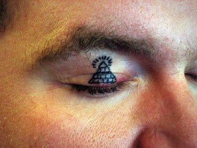 Eyelid pyramid