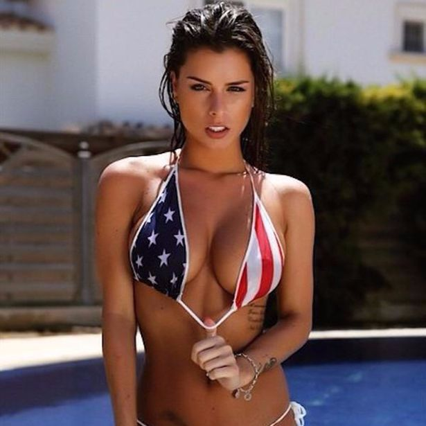 These Tattooed Bikini Babes Will Keep You Celebrating the 4th of July!