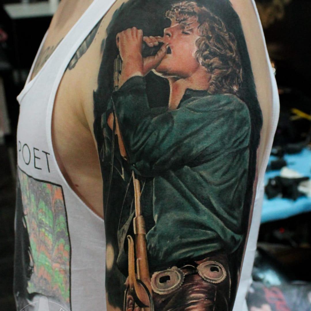 20 Tatuagens Para Comemorar o 13 De Julho Dia Mundial Do Rock
