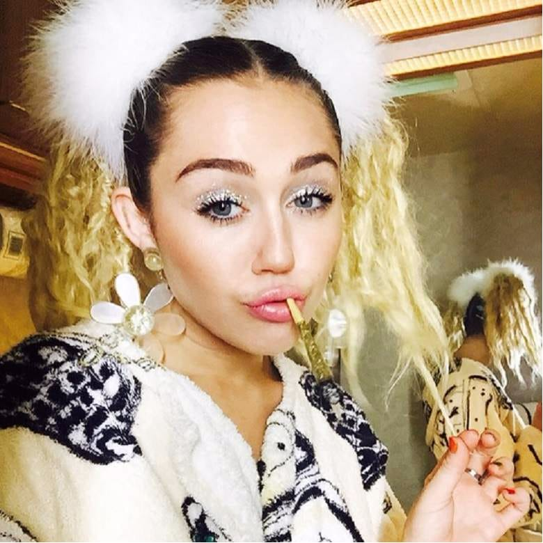 Miley Cyrus Expresses Her Love for Australia with a Tattoo