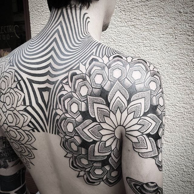 Creative and Ornate Tattoos by Manuel Zellkern
