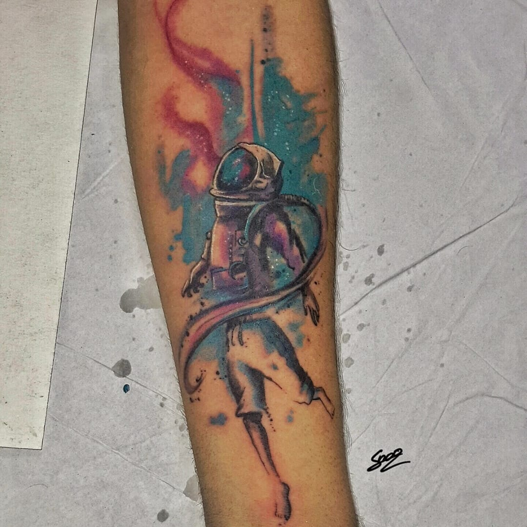 Vejam o Trabalho Artístico Do Tatuador e Ilustrador Snoo