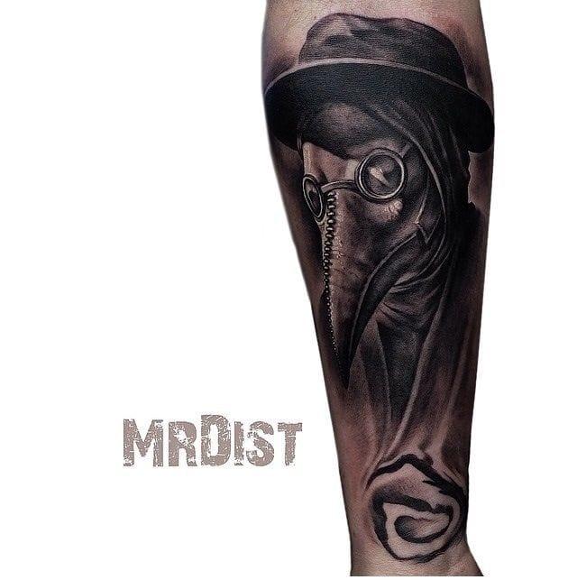 Sick piece by Mr Dist.