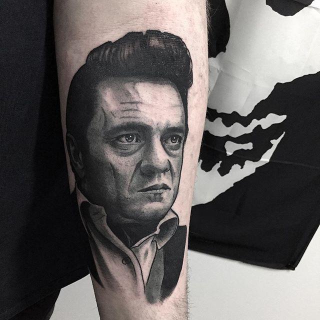 18 Pop Culture Icon Tattoos by Alex Ciliegia