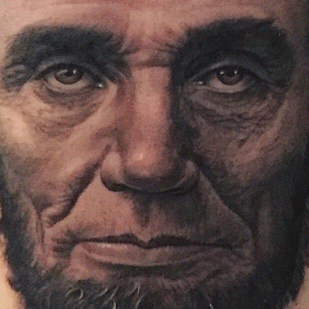 Steve Wimmer's Soulful Portrait Tattoos