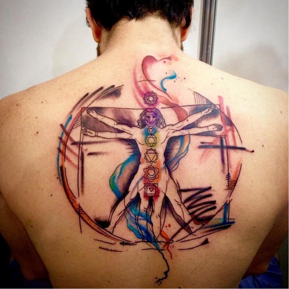 13 Tatuagens Fantásticas Do Brasileiro Sandro Secchin