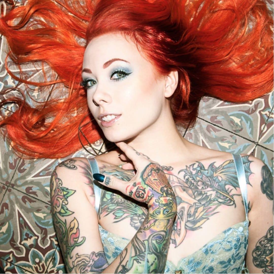 The Tattoodo Contest: Win a Tattoo by Megan Massacre