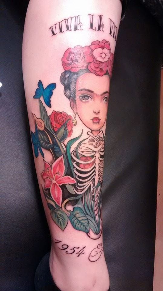 A very poetic version inspired by an illustration of Benjamin Lacombe, inked by La Gribouille, Nancy FR.