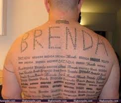 I'm gonna go out on a limb here and say Brenda is no longer returning hiscalls.