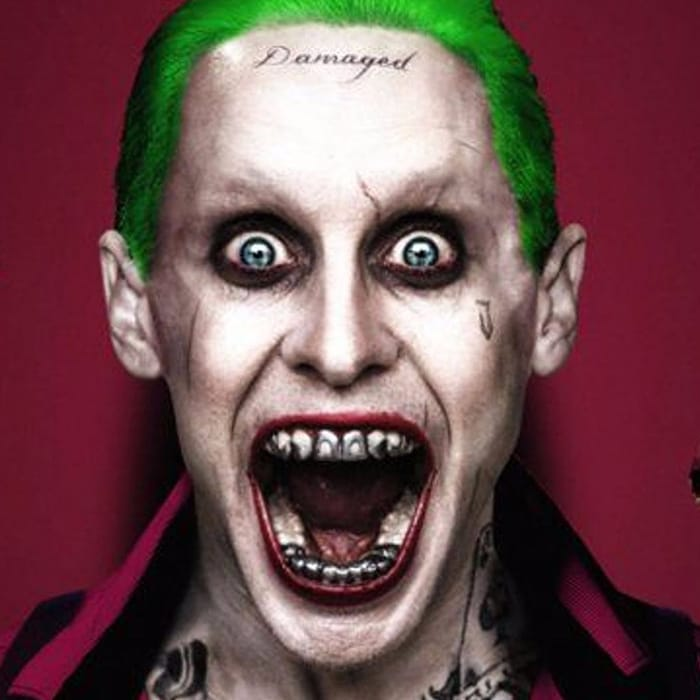 The New Suicide Squad Trailer Is All About The Joker!