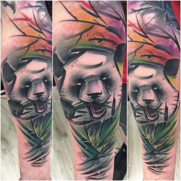 Unique Freestyle Tattoos from Cutting Edge Artist Bam Bam