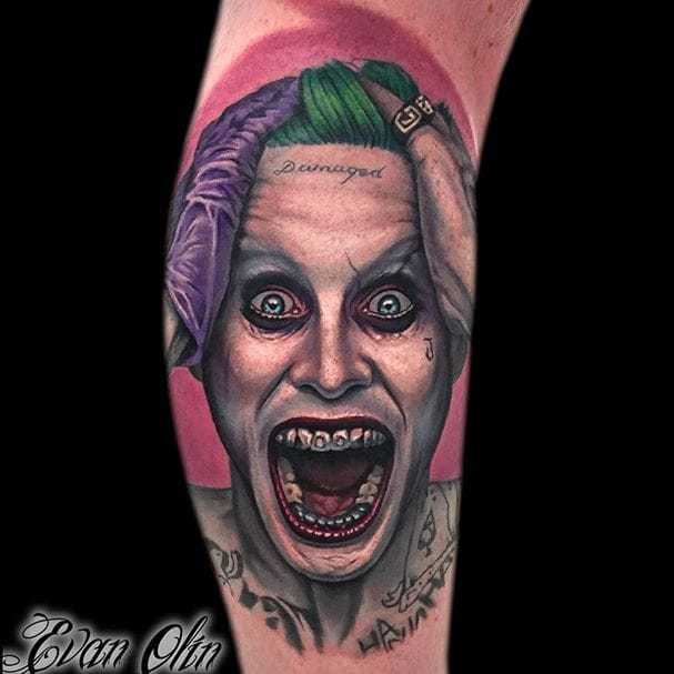 Join the SKWAD with these Brutal Suicide Squad Tattoos