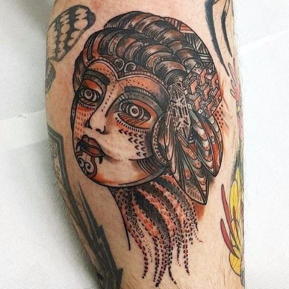 The Unusual Blended Style Tattoo Art of Pierre Moussion AKA Cocoy