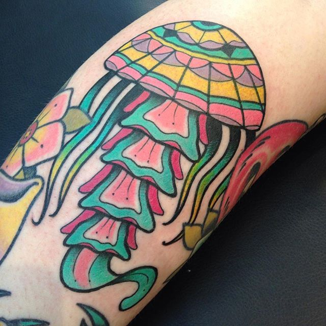 Illuminating Tattoos by Nick Stambaugh